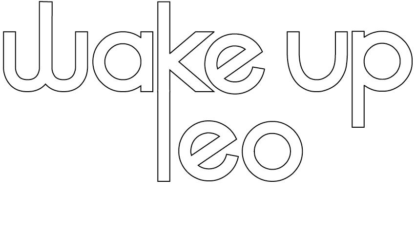 WakeUpLeoLogo
